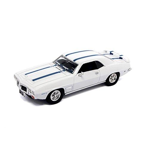 ROAD SIGNATURE 94238 Scale 1:43 1969 Pontiac Firebird Trans Am Vehicle, (1969 Pontiac Firebird Trans Am)