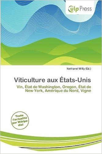 Livre gratuits Viticulture Aux Tats-Unis pdf, epub