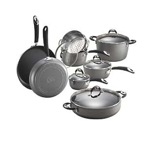 Amazon.com: Bialetti Italian Ultimate 13-Piece Cookware