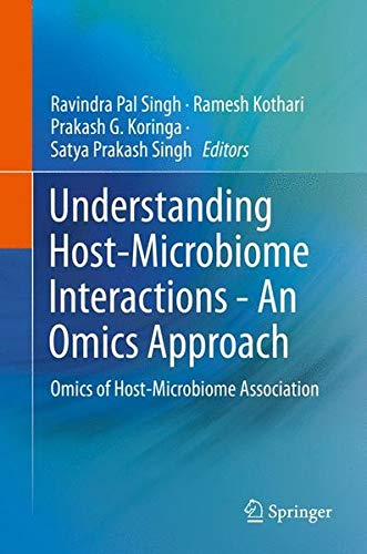 Understanding Host-Microbiome Interactions - An Omics Approach: Omics of Host-Microbiome Association