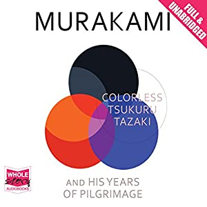 Colorless Tsukuru Tazaki and His Years of Pilgrimage Audiobook