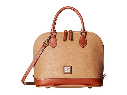 Dooney & Bourke Pebble Grain Zip Zip Satchel, - Dooney Bourke & Bag Bucket