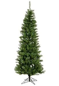 7,5 ' Salem lápices de árbol de Navidad Artificial de pino perfil - autobomba