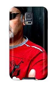 New Premium Flip Case Cover Paul Carrack Skin Case For Galaxy S5