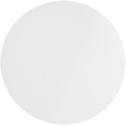 Whatman 1006-110 Quantitative Filter Paper Circles, 3 Micron, 35 s/100mL/sq inch Flow Rate, Grade 6, 110mm Diameter (Pack of 100)
