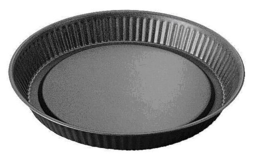 /Ø 28/cm schwarz Ballarini Patisserie Pie Tin Aluminium