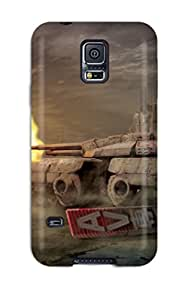 New Premium HxmXjoe8244hLRLp Case Cover For Galaxy S5/ Video Game Command And Conquer Protective Case Cover
