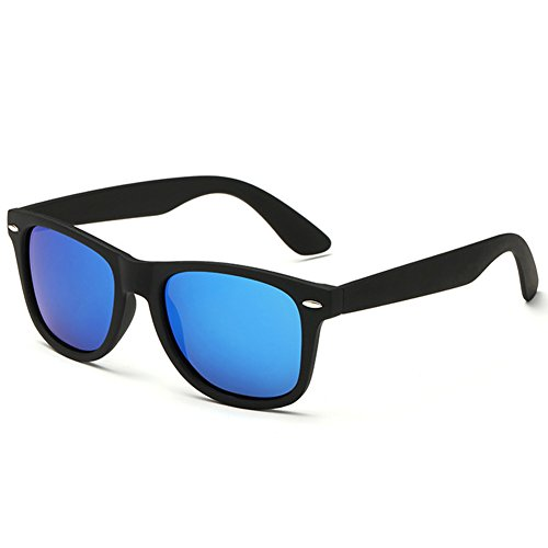 Joopin-2016 Retro Men Polarized Sunglasses Women Brand Sun Glasses Polaroid Lens With Box (Ice - Glass Polarized Lens Sunglasses