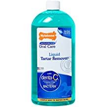 Nylabone Advanced Oral Liquid Tartar Remover Dog Health Supplies, 32fl.oz.