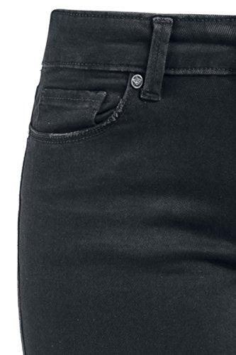 Noir Pantalon by Noir Premium Skarlett Femme Black EMP qf6B1wng