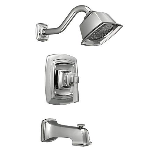 BOARDWALK POSI TUB/SHOWER EP TRIM CH / Chrome Posi-Temp(R) - Adapta Faucet