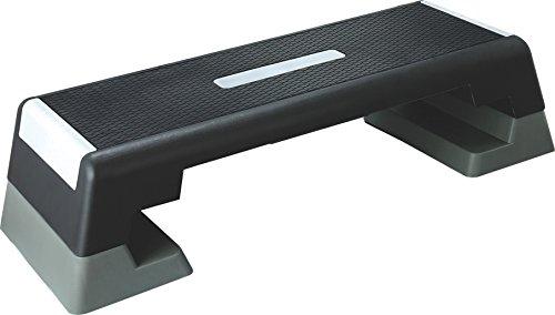 KLB Sport 39″ Professional Adjustable Aerobic Stepper Platform For Sports & Fitness W/2 Risers For Sale