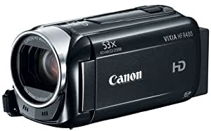 Canon VIXIA HF R400 HD 53x Advanced Zoom Camcorder (Discontinued by Manufacturer)