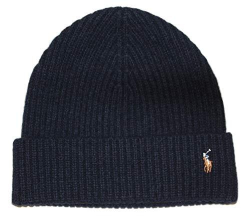 ns Pony Logo Skull Cap Beanie Hat (One Size, Hunter Navy) ()