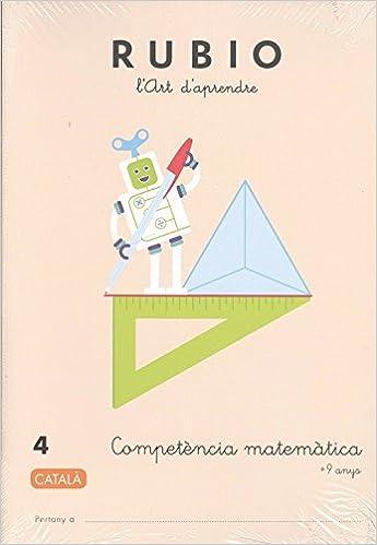 COMPETÉNCIA MATEMÀTICA 4: Amazon.es: S.L.U. ENRIQUE RUBIO POLO: Libros