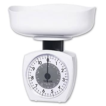 Taylor 3701kl Food Scale, 11 Pound