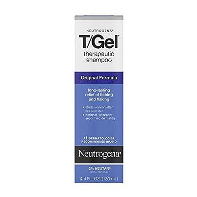Neutrogena Therapeutic Extra Strength Gel Shampoo