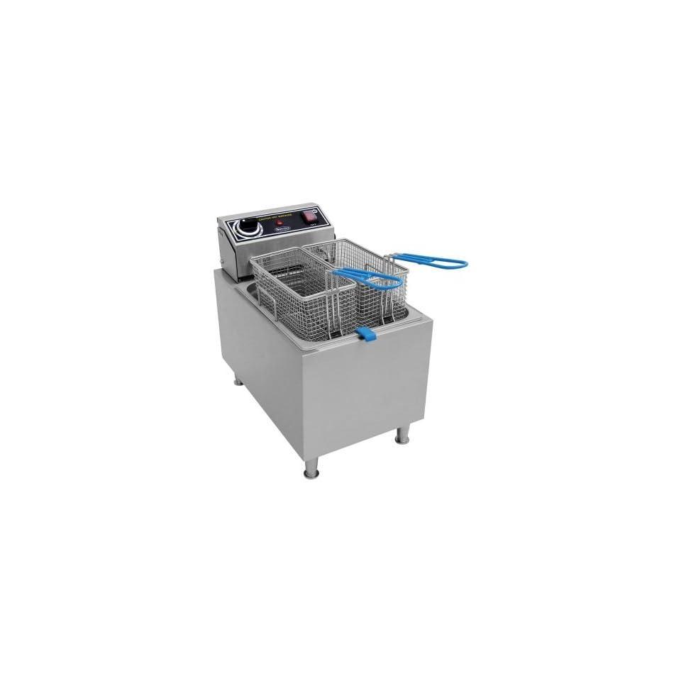 Superior 16 Lb Light Duty Electric Fryer