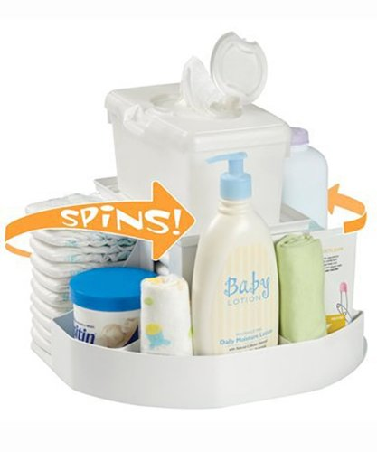 Dexbaby Spin Changing Station White product image