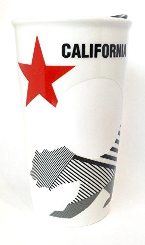 Starbucks California Double Walled Mug