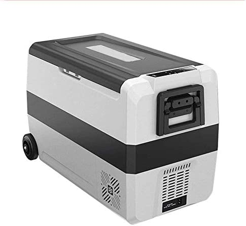 16L 12V DC 220V AC cooling ミニポータブル冷蔵庫圧縮機、冷蔵庫、thermoe lectric冷却箱、冷凍、プーリーの二種類、隠された伸縮ロッド、インテリジェント一定温度、ノンフロン冷凍、漏れを防ぐために水を格納することができる一方、本体40 dBのDC 12 V、24 VのAC 220V、50 L Small and can be put anywhere