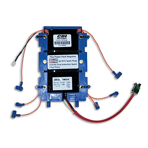 CDI Electronics 113-4985 Johnson/Evinrude Power Pack - 6 Cyl (1991-2006) by CDI Electronics
