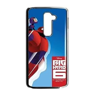 Big Hero 6 LG G2 Cell Phone Case Black