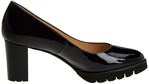 Black 40725a Escarpins Charol Bout Gadea Femme Fermé Noir Bw01a4q
