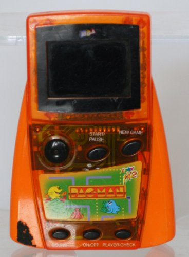 Classic Arcade Pac-Man Handheld Game by Pac-Man