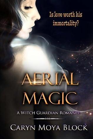 book cover of Aerial Magic
