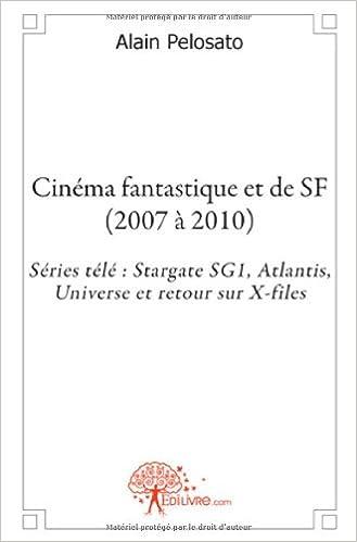 Livre gratuits Cinéma fantastique et de SF (2007 à 2010) pdf