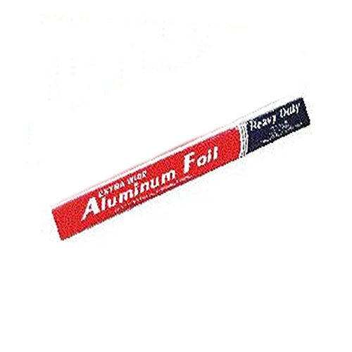 Aluminum Foil Heavy Duty-Extra Wide (37.5 Sq.Ft.)
