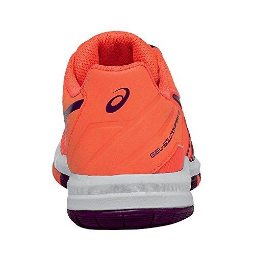 GS Gel Flash Speed Tennis Plum 3 Shoes Flash Junior Asics Coral Coral Solution 1SIqBqa
