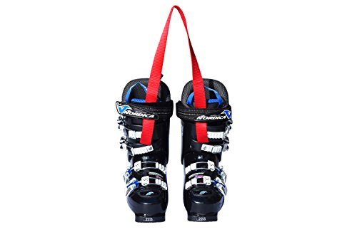 BootYo! By Mt Sun Gear Ski Boot and Snowboard Boot Carrier Straps Great for any type of ski boot or footwear!