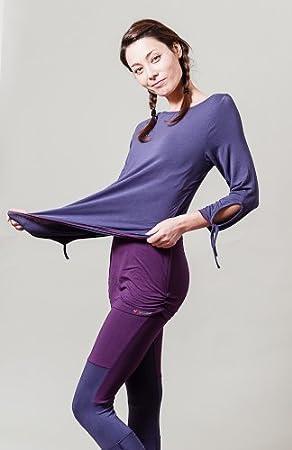 38f64ef53c Yogamasti Women s Lounge Yogi Comfort Yoga Top  Amazon.co.uk  Sports ...