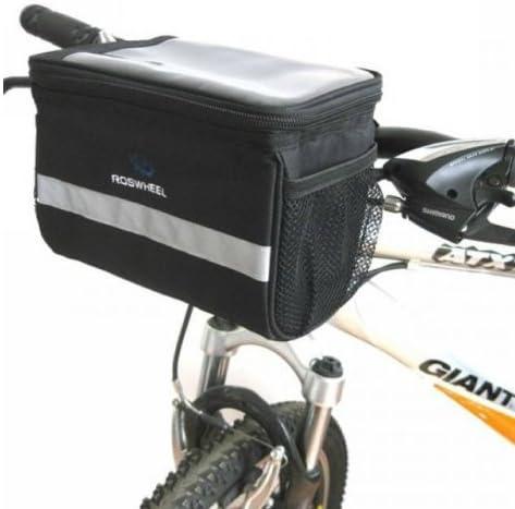 Cycling Front Bicycle Handlebar Bike Bag Pannier Pack Bike Outdoor Travel good+