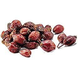 Rosehips (Rosa canina) Whole Natural Wildcrafted Products Dried Fruits (dog rose, bird briar, Rosaceae) 8oz (0.5 lbs) 227g