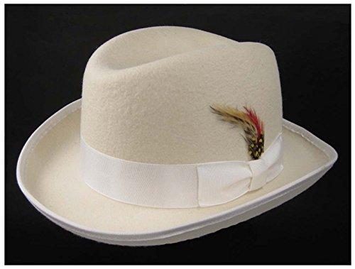 Godfa (Pimp Hat With Feather)