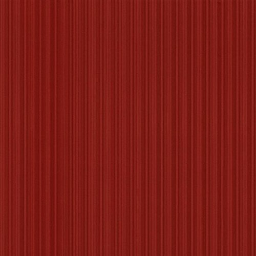 SH26529 - Classic Silks 3 Striped Red Galerie Wallpaper (Striped Wallpaper Red)