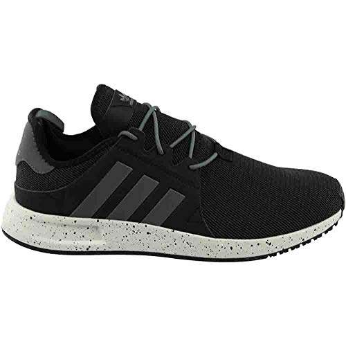 adidas Originals Mens X_PLR Running Shoe Sneaker Grey/Black, 3.5 M US by adidas Originals (Image #1)
