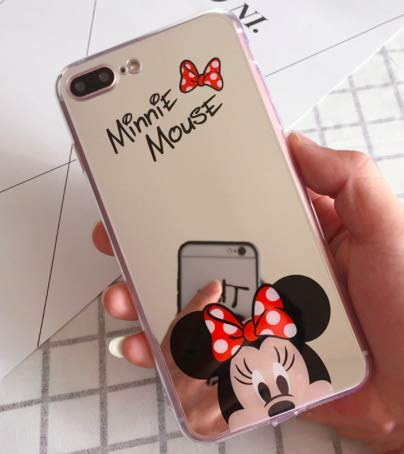 coque iphone 8 minnie et mickey