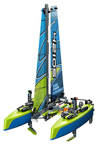 LEGO - Technic Catamarano, Set di Costruzione e Idea Regalo per Ragazzi di +8 Anni, 42105 2 spesavip