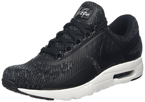 Nike Air Max Zero Se, Chaussures de Running Homme Multicolore (Black / Cool Grey 005)
