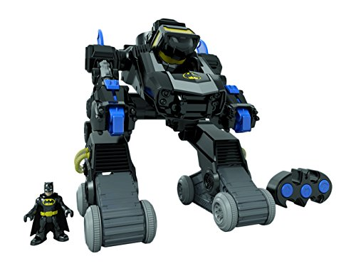 Imaginext – Bat-Robot transformable (Mattel DMT82)