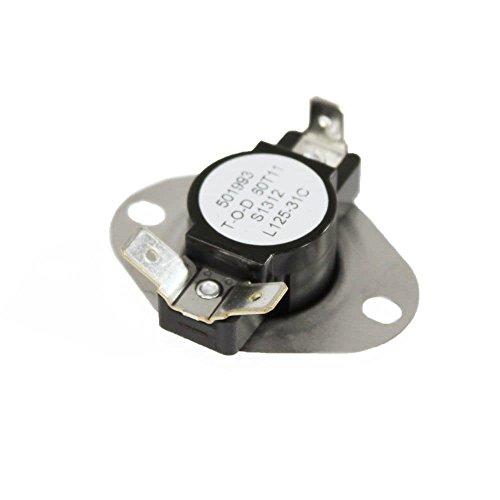 LG Electronics 6931EL3001F Dryer Thermostat Assemb