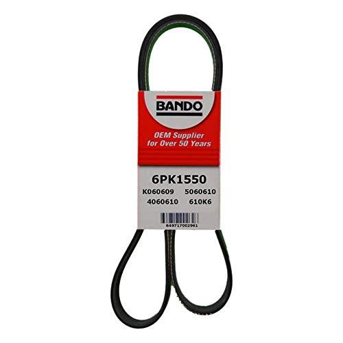 Bando 6PK1550 Belts