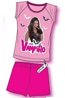 c196c34cc5fb7 Chica Vampiro ensemble pyjama fille manches courtes