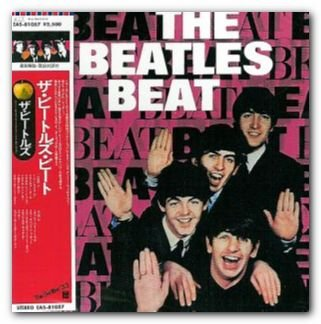 The Beatles - The Beatles Beat [japanese Obi] [mini-Lp] [import] - Zortam Music