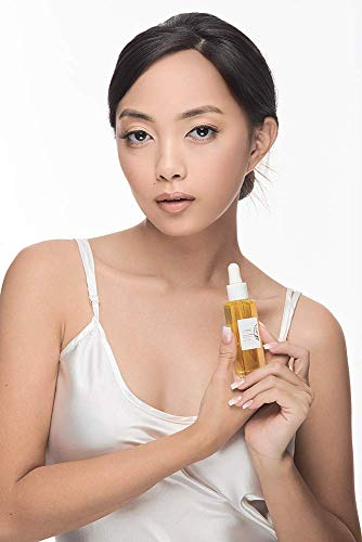 411yspjJu5L - Amaki Japanese Tsubaki Anti-Aging Face Oil, Enjoy Beautiful Glow and Youthful Skin with no Breakout or Clogged Pore - Effective Daily Moisturizing Serum for Sensitive, Dry and Acne-prone Skin