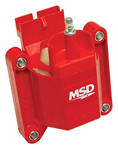 MSD Ignition 8227 High Performance Coil; TFI Ford Replacement;